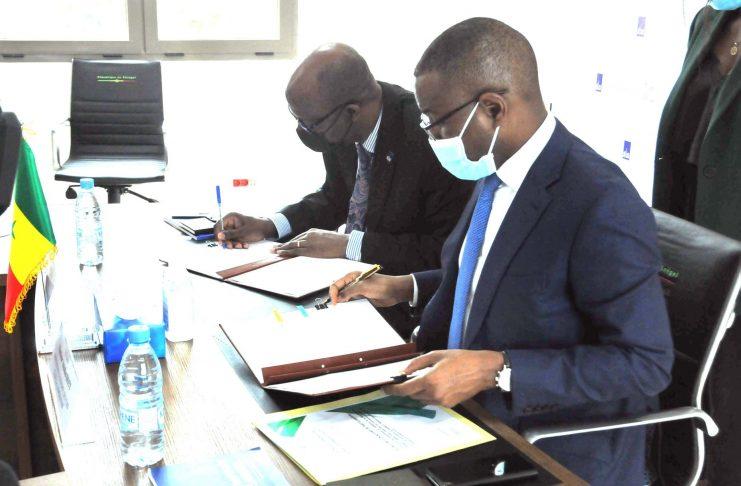 Sénégal signe l'Accord de Participation de l'ACA