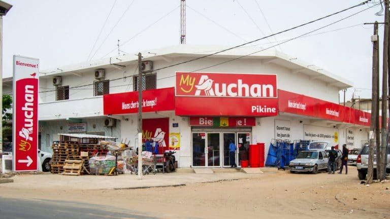 Auchan indésirable à Touba