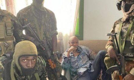 Coup d'Etat en Guinée : Condamnation de l'Union africaine et de la CEDEAO