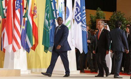 Macky Sall à New York pour participer à la 76e Session de l'Assemblée générale des Nations Unies