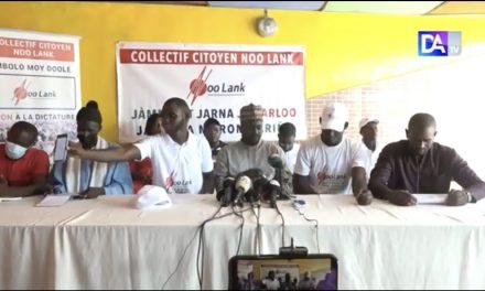 Après l'interdiction du préfet : Noo lank annonce une autre marche