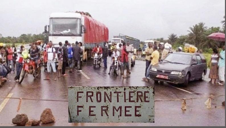 Guinée-Sénégal : La réouverture deS frontièreS