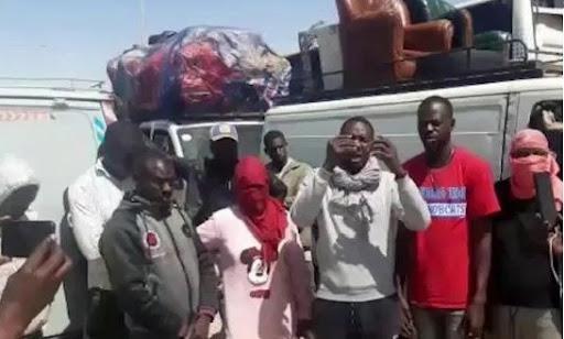 Des migrants Sénégalais bloqués à Dakhla au Maroc appellent à l'aide de l'État
