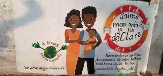 MBOUR : UNE ASSOCIATION FRANÇAISE AIDE À LA DÉCLARATION DES ENFANTS À L'ÉTAT CIVIL 1