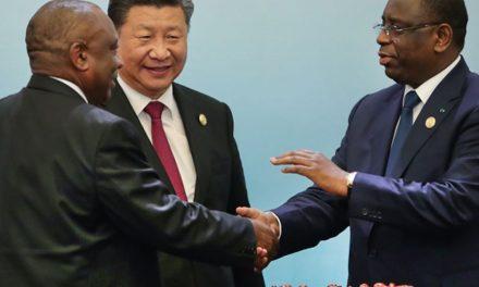 LE COMMERCE ENTRE LA CHINE ET L'AFRIQUE EN HAUSSE DE 40,5% DEPUIS LE DÉBUT DE L'ANNÉE