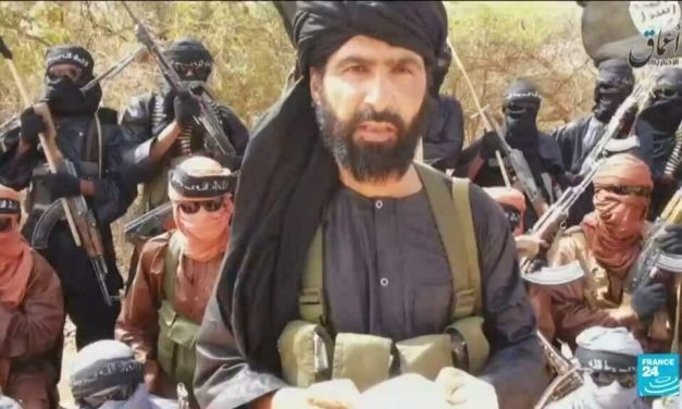 LE CHEF DU GROUPE ETAT ISLAMIQUE AU GRAND SAHARA TUÉ PAR LES FORCES FRANÇAISES