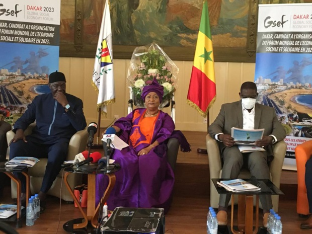 Dakar abrite en 2023 la sixième édition du Forum mondial de l'économie sociale et solidaire