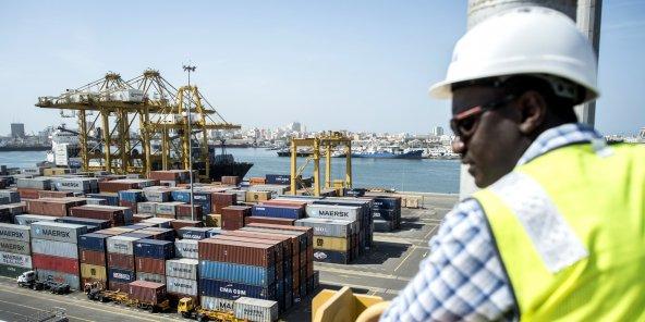 1,7 milliard $ pour moderniser des infrastructures portuaires africaines  DONT CELUI DE DAKAR