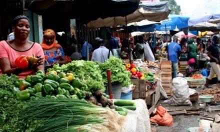 Ansd: hausse de 0,6% des prix à la consommation en septembre